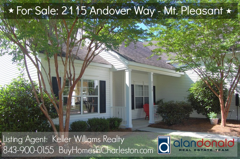 2115 Andover Way - For Sale by The Alan Donald Real Estate Team