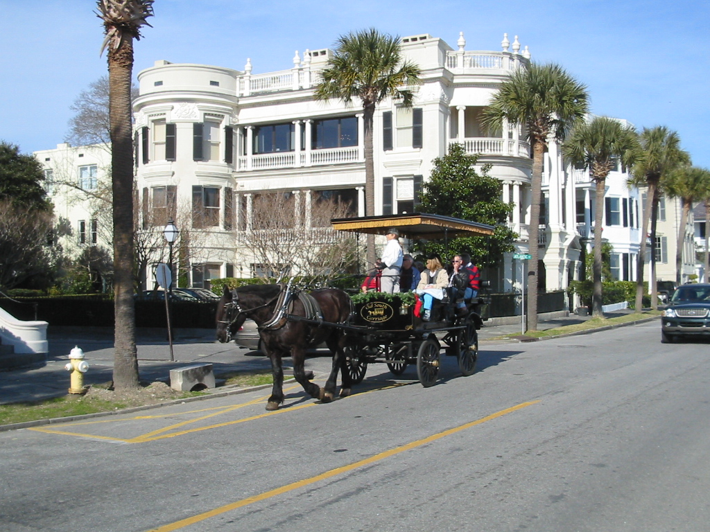 Charleston SC Best City in the US by Travel & Leisure