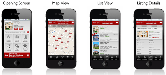 KW Realty App