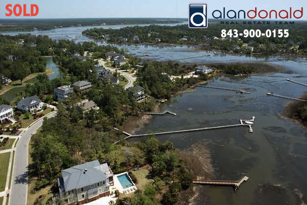 Mount Pleasant Waterfront Lot SOLD