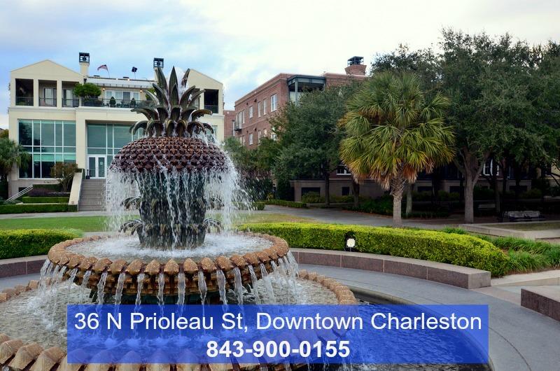36 N Prioleau St Downtown Charleston, SC 29401