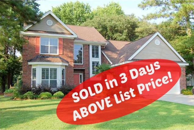 444 Jardinere Sold in 3 Days Above List Price!
