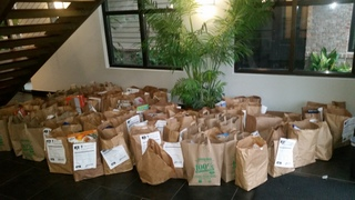 ECCO Food Drive Results