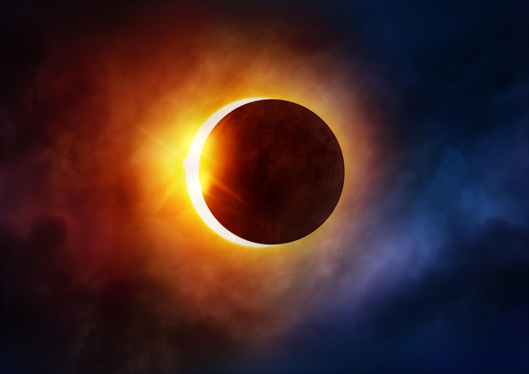 Solar Eclipse Charleston SC