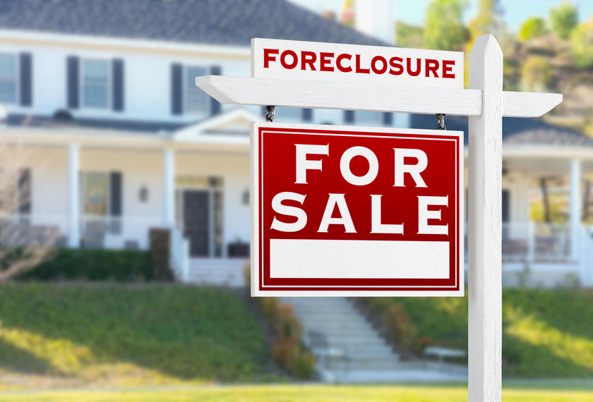 Foreclosure & Bank-Owned For Sale