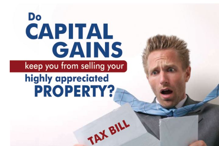 Capital Gains Tax Preventing You From Selling