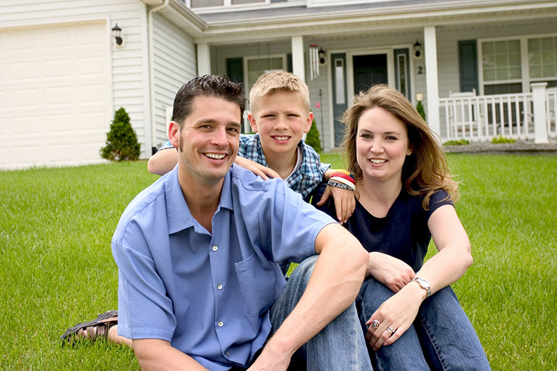 Family of Home Buyers