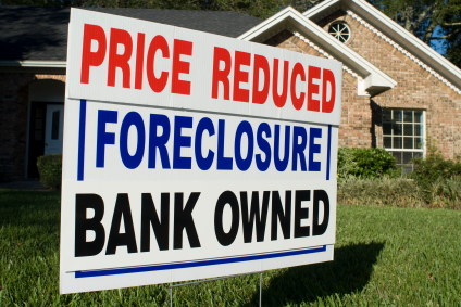 bank-owned foreclosure