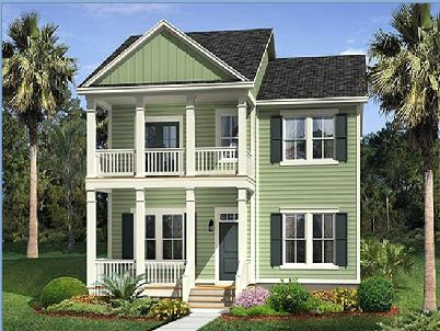 New Construction Homes for Sale in Mount Pleasant SC Ryland Homes Carolina Park