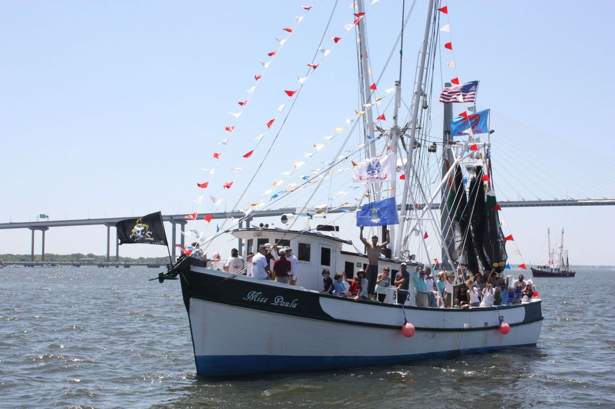 Blessing of the Fleet in Mount Pleasant
