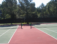 Longpoint Community Tennis Courts