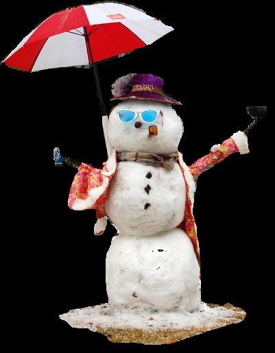 Mt Pleasant Snowman