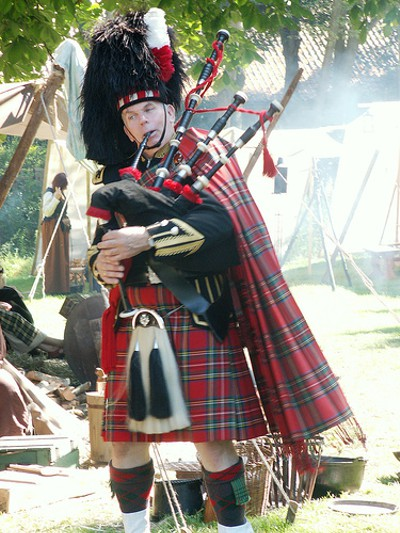 Scottish Games in Boone Hall