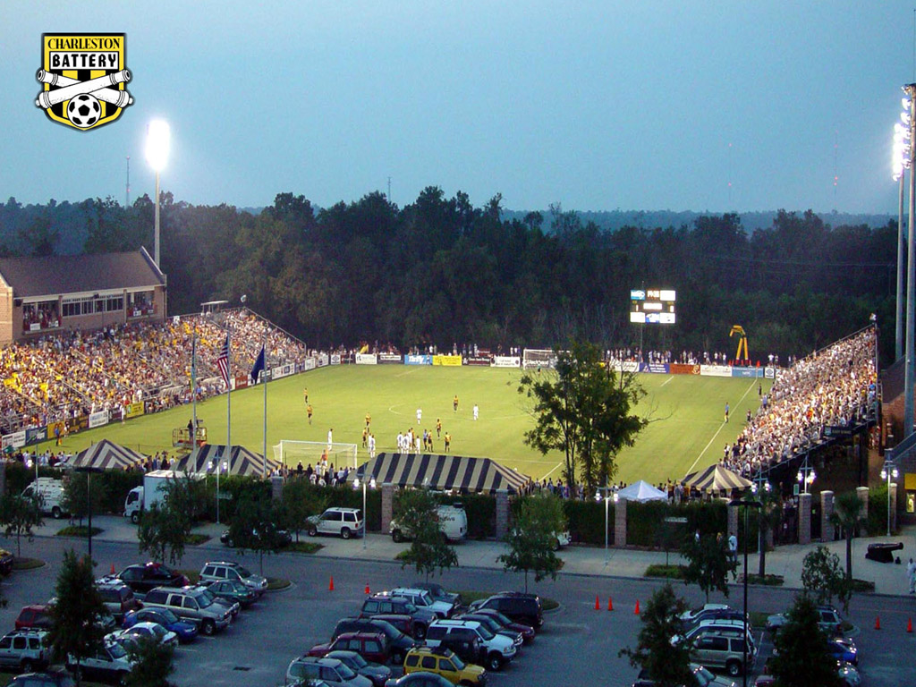 Blackbaud Stadium - Charleston Battery