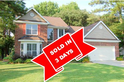 444 Jardinere Walk Mount Pleasant SC Sold in 3 days by The Alan Donald Real Estate Team