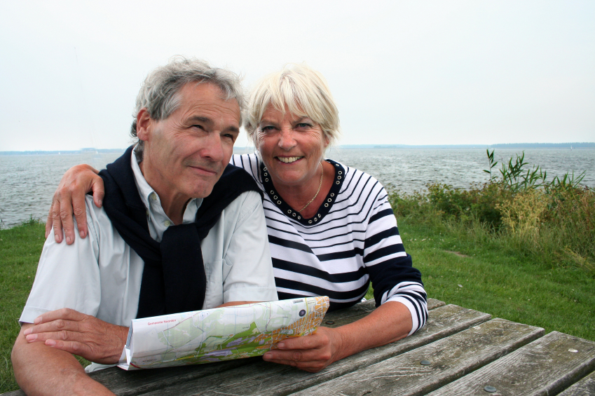 Retired Couple Thinking About Building a Home
