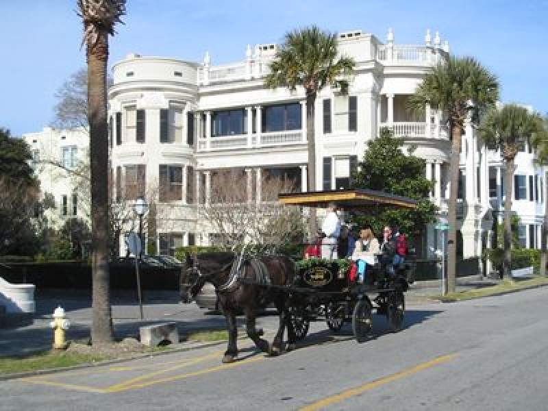 Downtown Historic Charleston