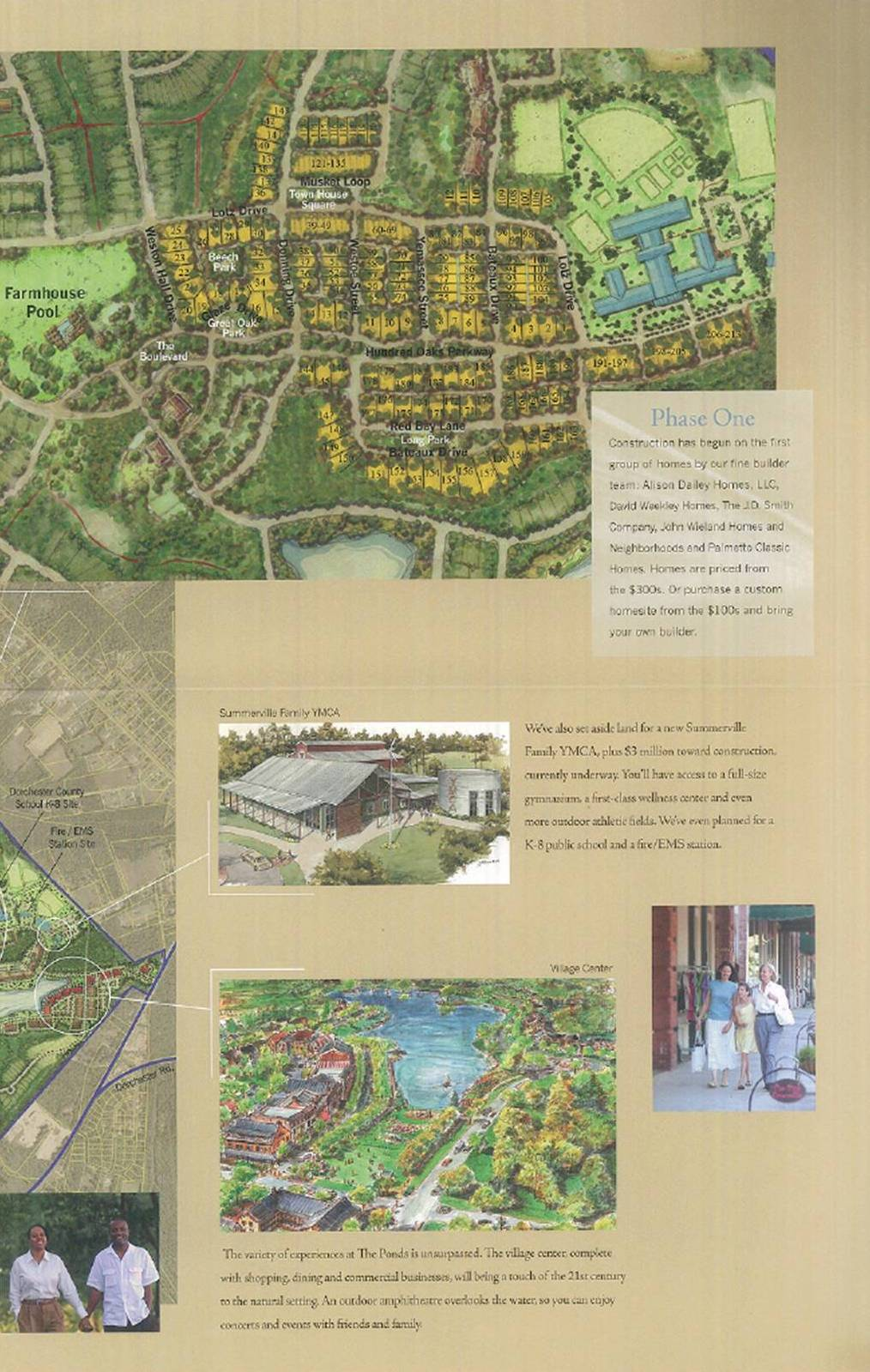 The Ponds Phase I Brochure B